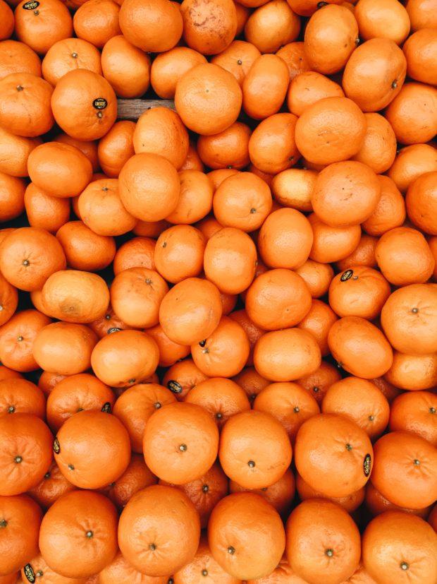 Oranges in Paris