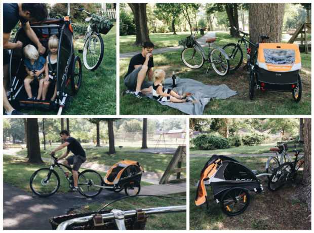 Burley Bee D'Lite Trailer