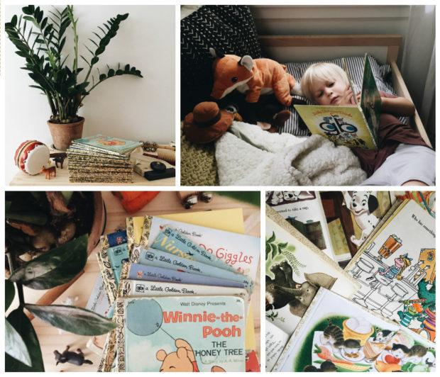 Little Golden Books - our faaaavorite books