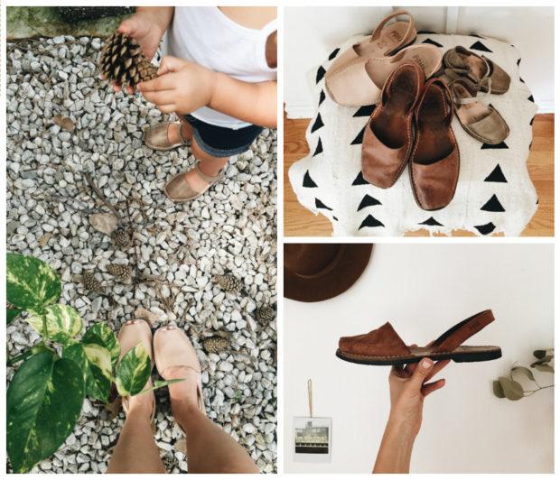 Pons Avarcas sandals - absolute favorite