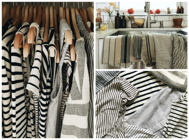 Obsessed with stripes