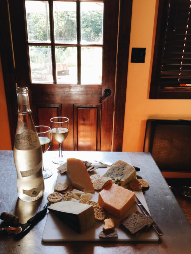 Cheese and Rosé Party in Eureka Springs