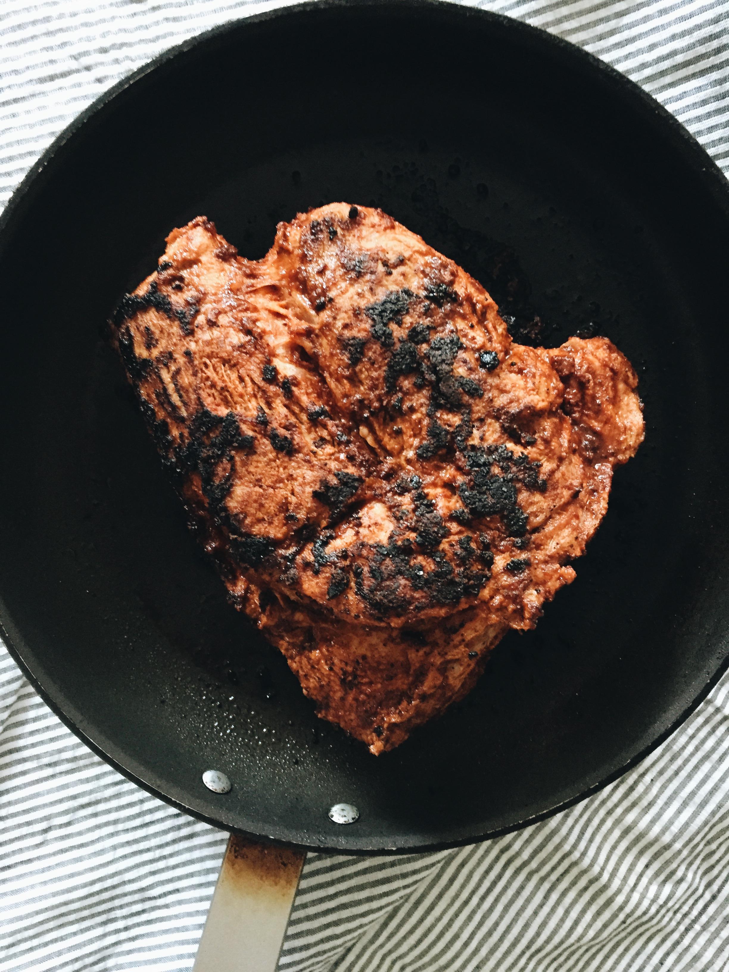Slow Cooker Pulled Pork BBQ Crunchy Tacos | Bev Cooks