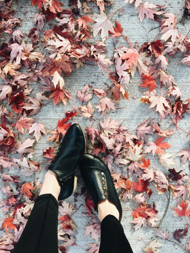Black Grace in Leather - by Tamar Shalem!