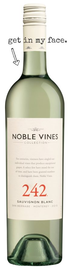 Noble Vines Sauv Blanc
