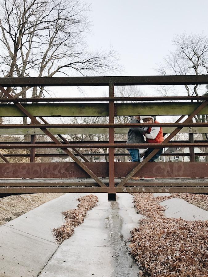 Gremlins on a Bridge