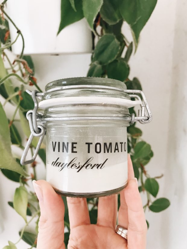 Vine Tomato Candle - THE BEST CANDLE EVER