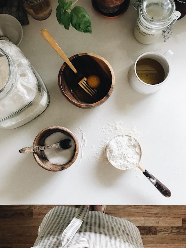 The Easiest Fresh Pasta / Bev Cooks