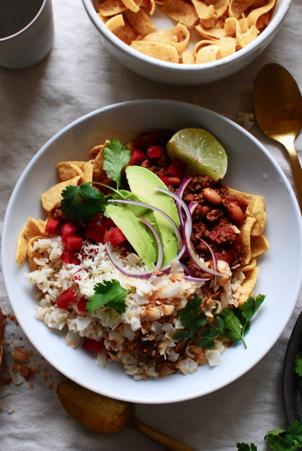 Mexican Fiesta Bowls / Bev Cooks