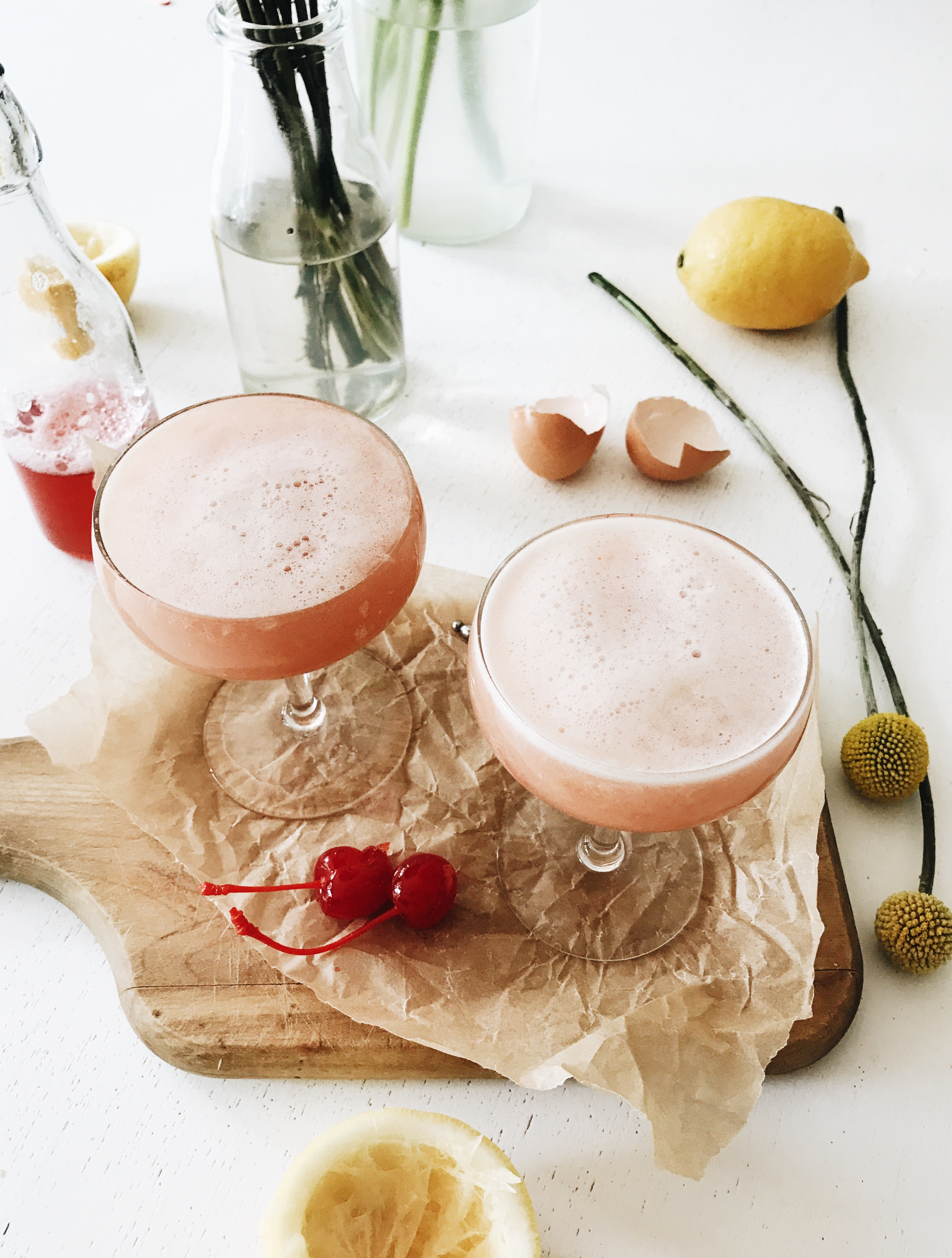 Whiskey Sours with Emily Farris