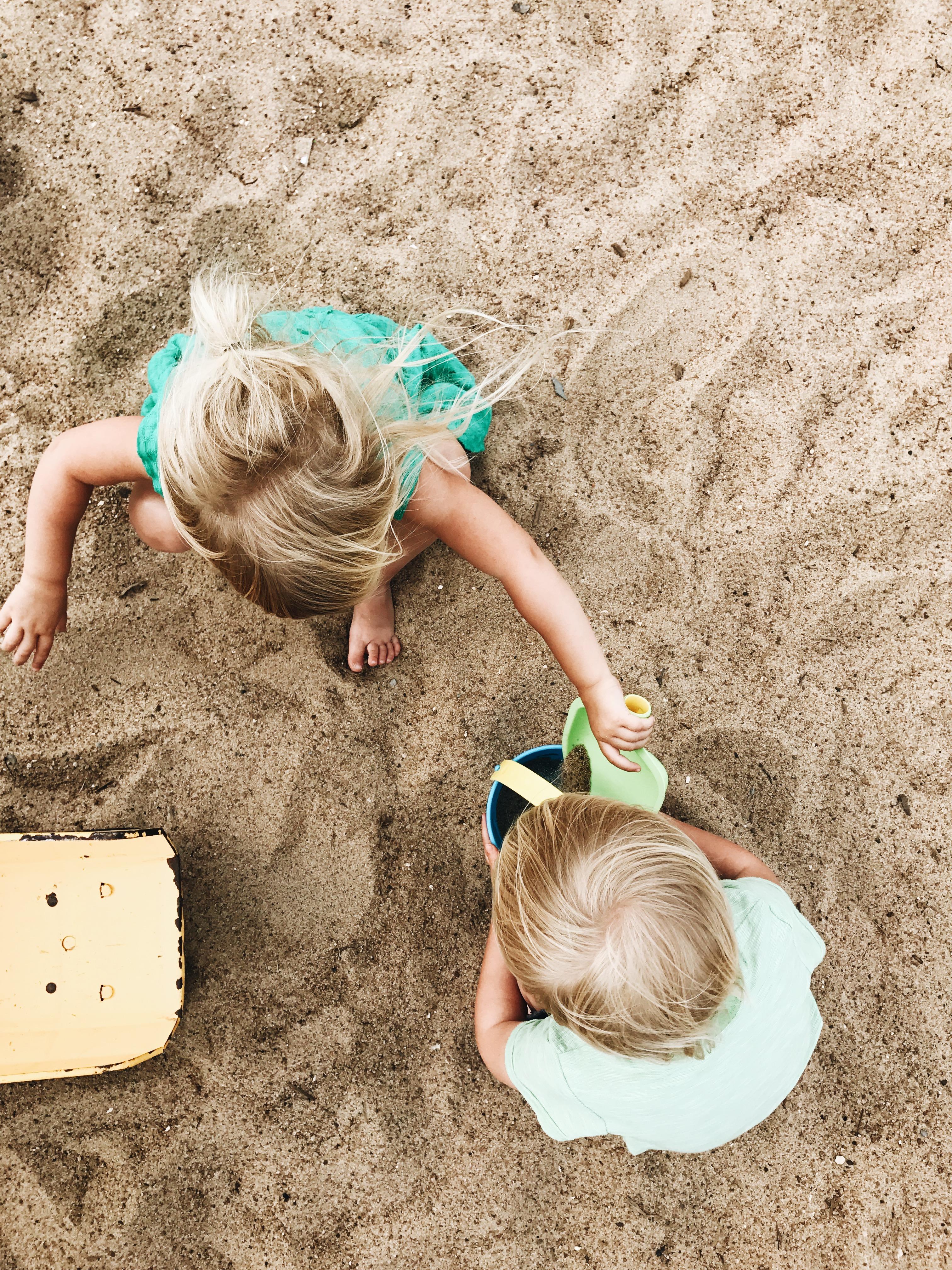 Gremlins in a sandbox