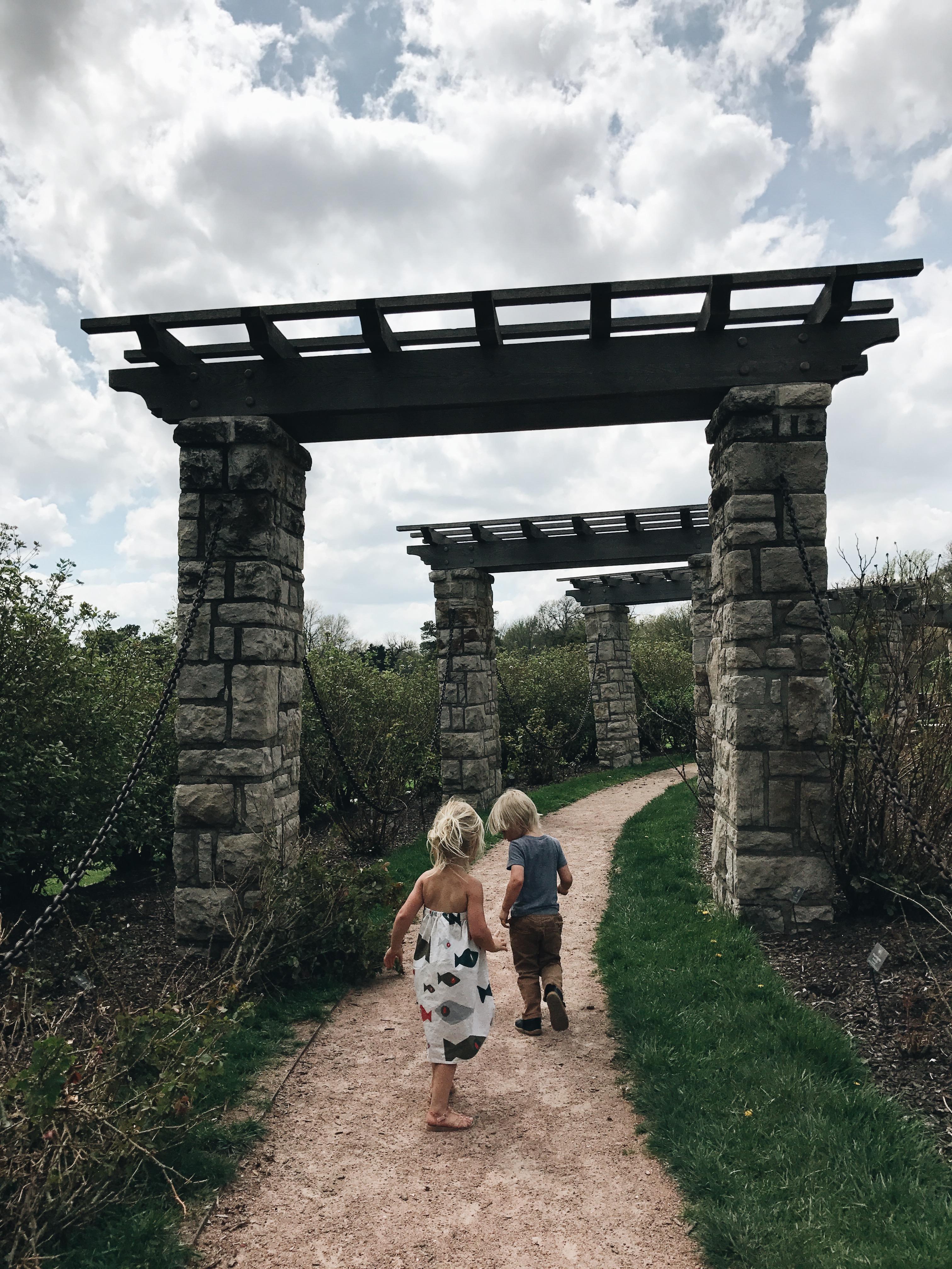 Gremlins at Loose Park