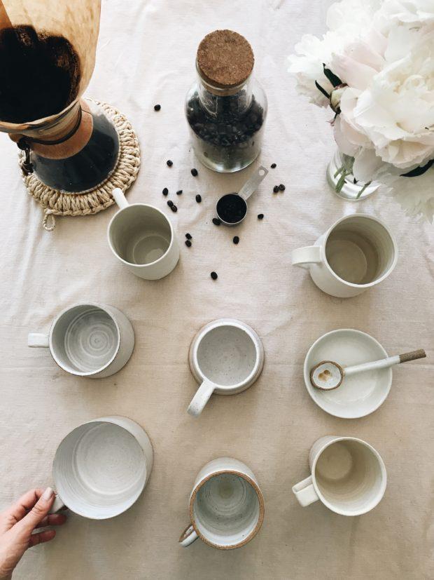 My Mugs Shots. (Coffee Mugs! Simmer Down.)