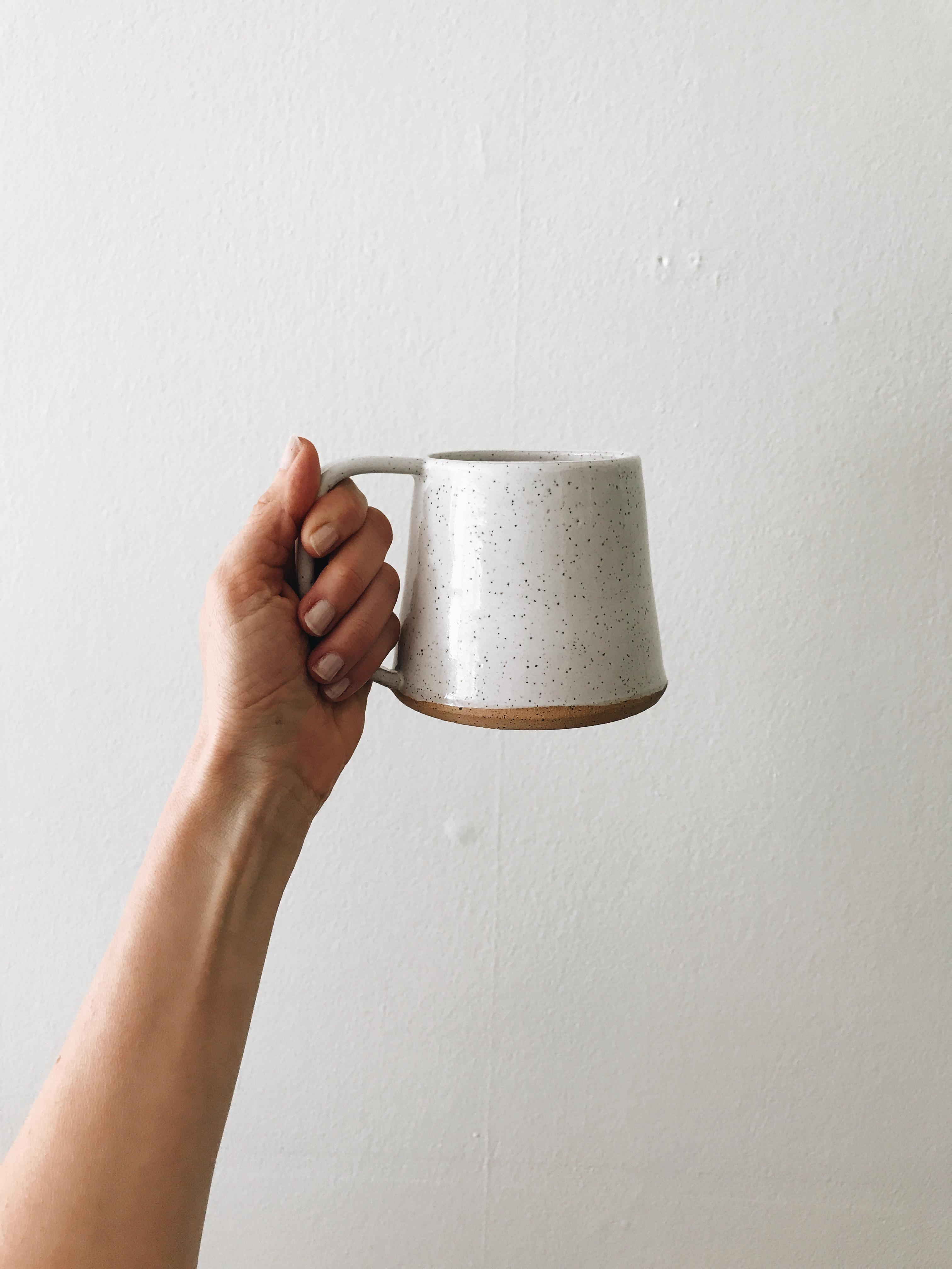 Wake Mug by Sam Nichols Pottery