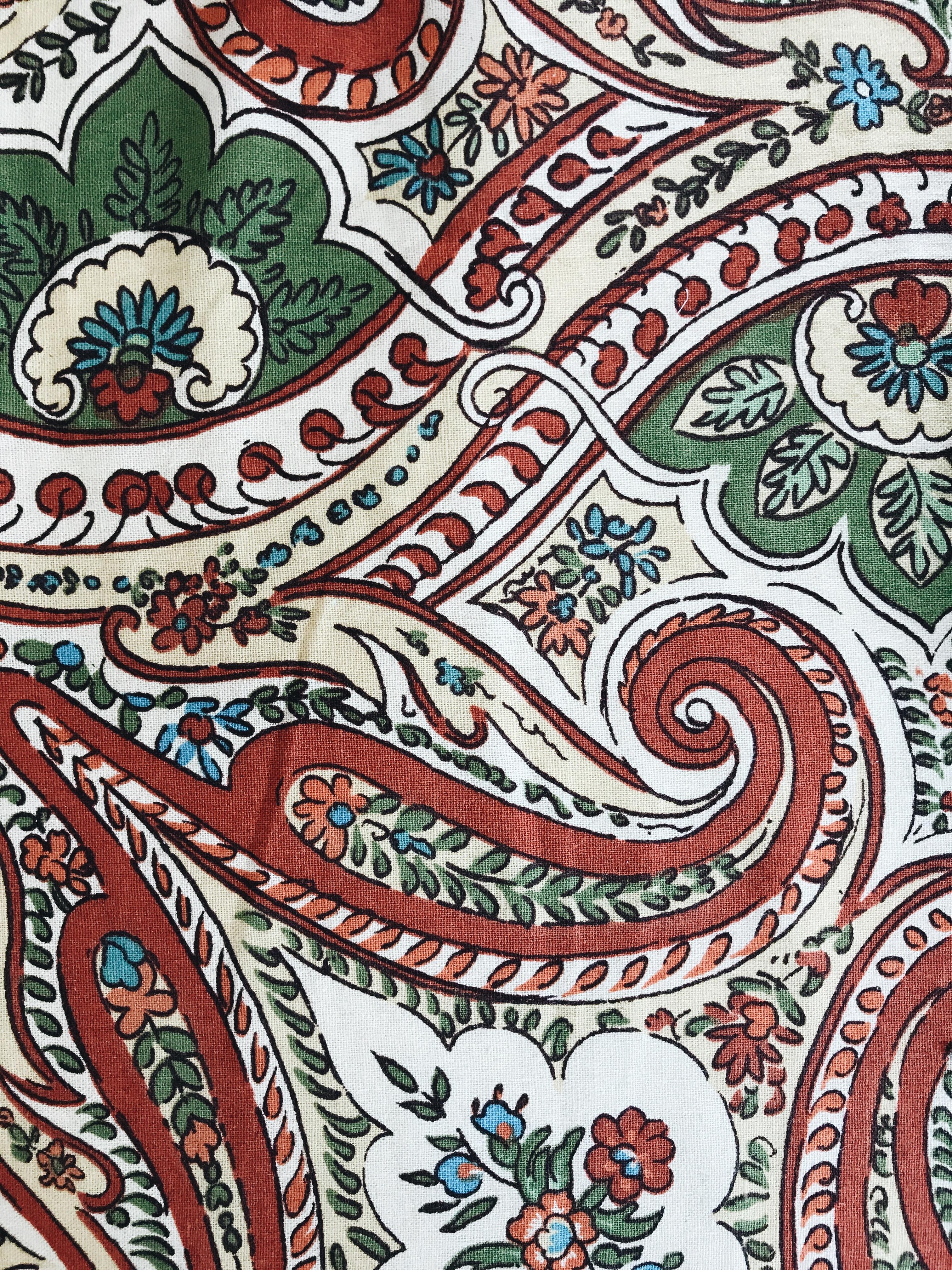 farmer's market tapestry