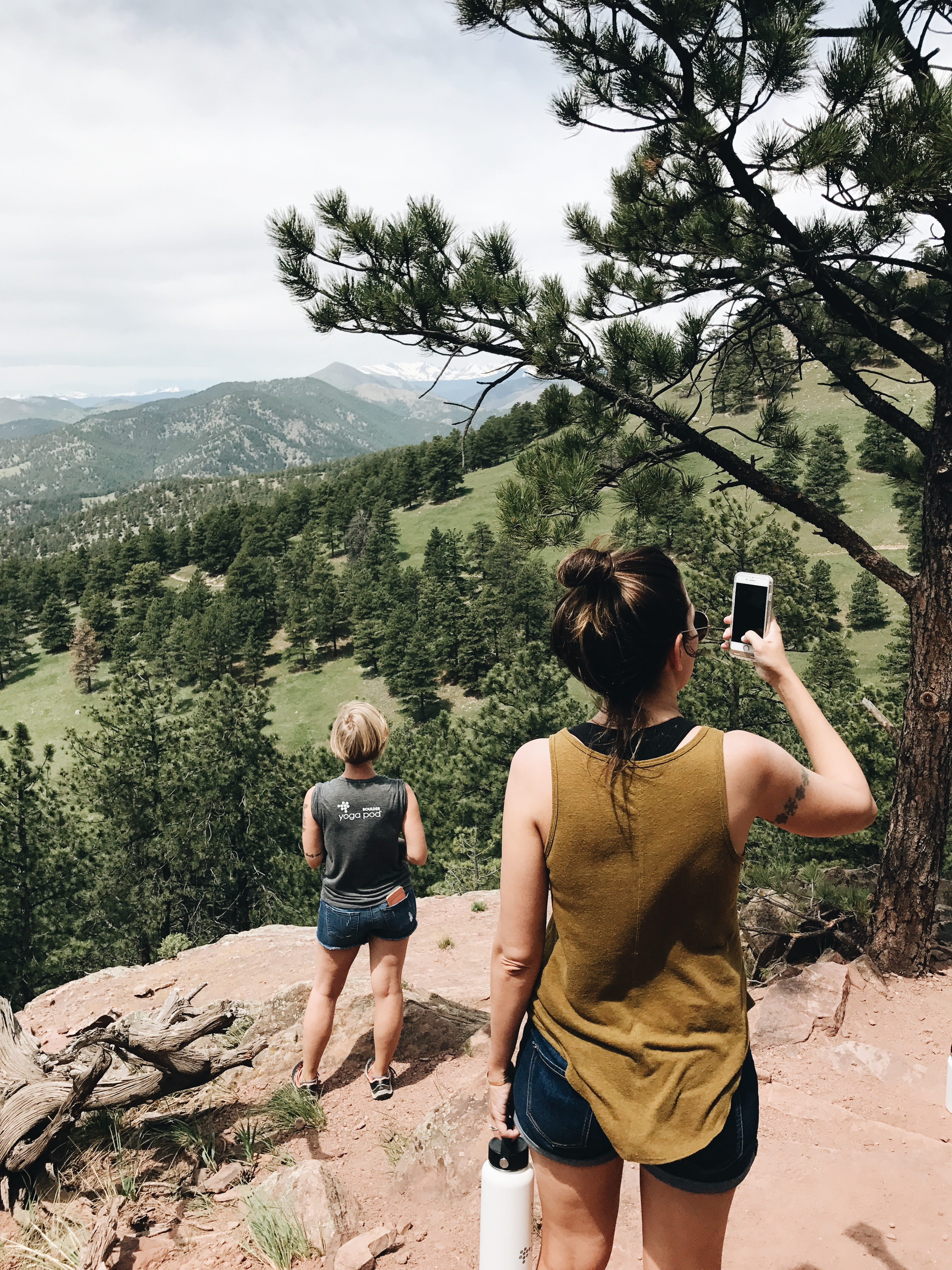 Bestie Trip to Boulder, CO / Bev Cooks