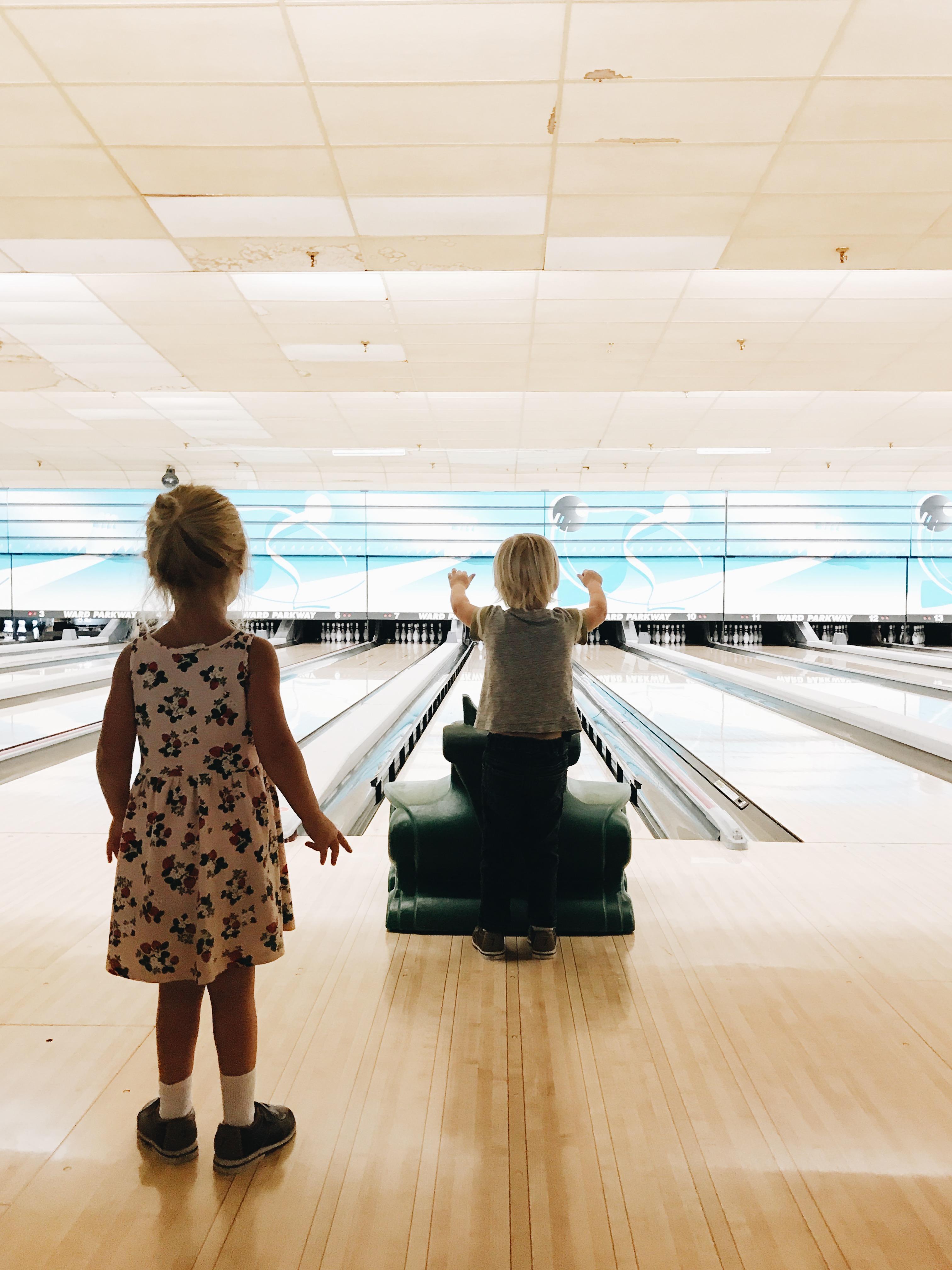 bowling babies
