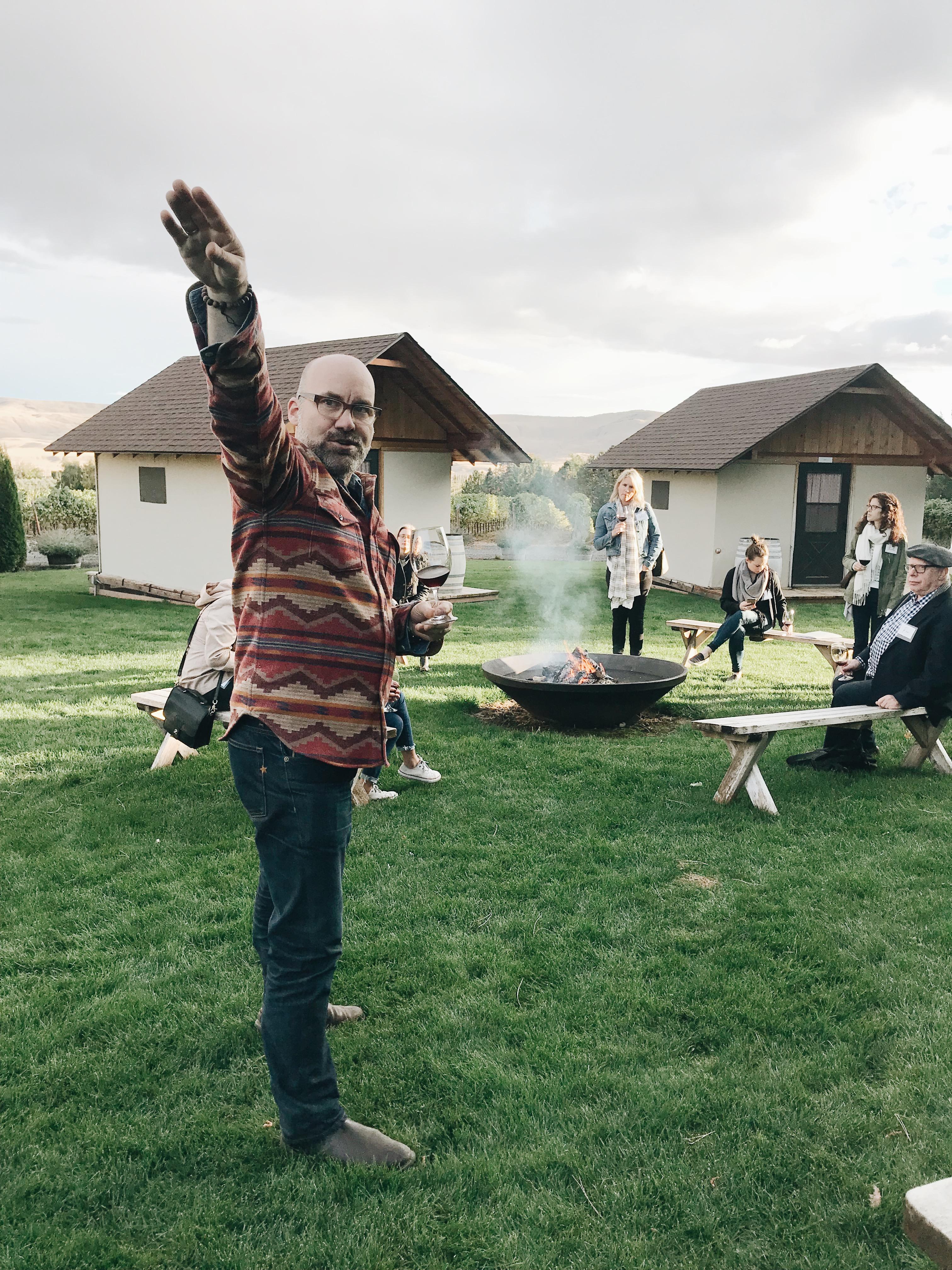 ALDI/Precept Wine Trip to Washington / Bev Cooks
