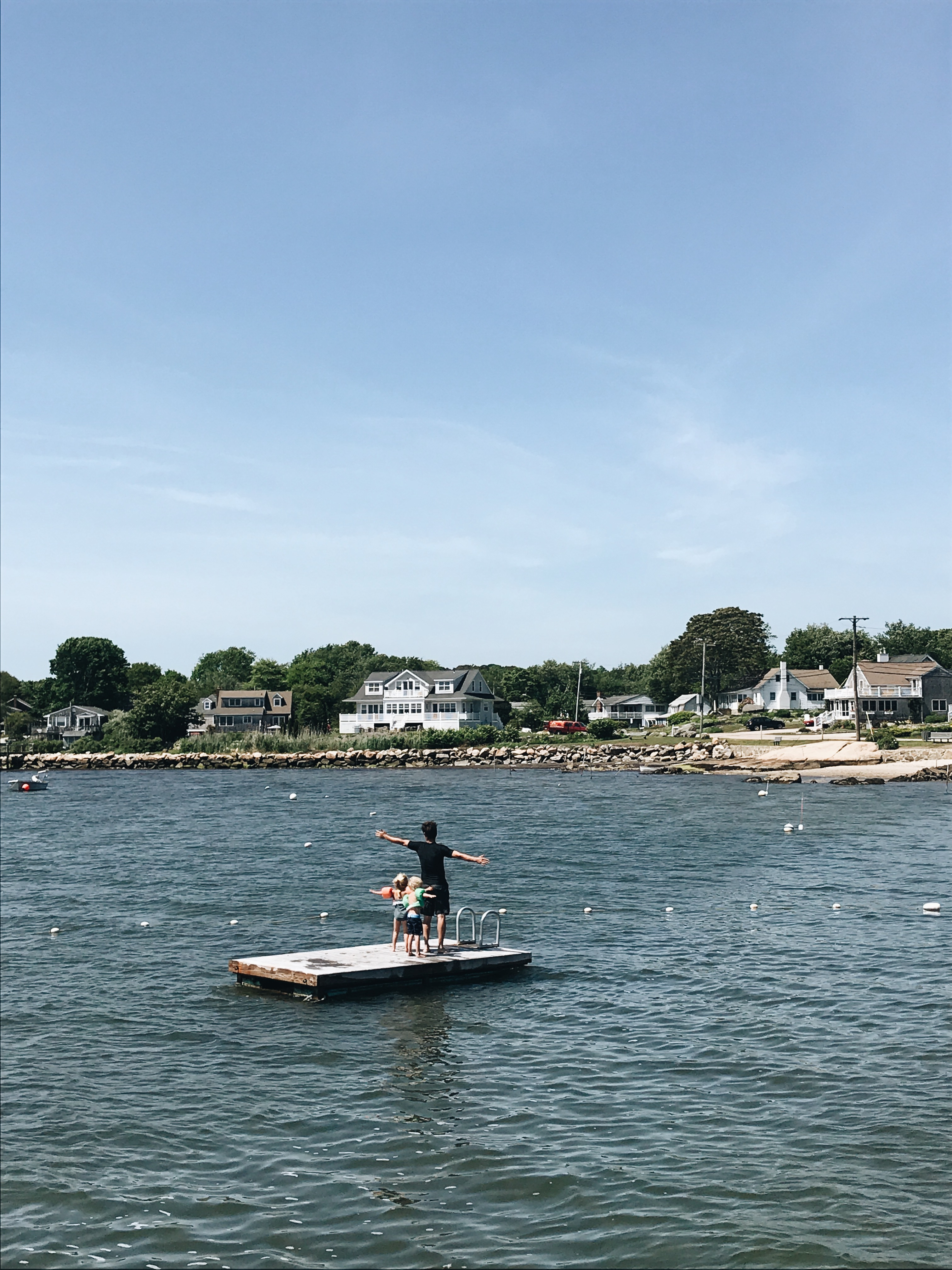 Our Summer in Connecticut