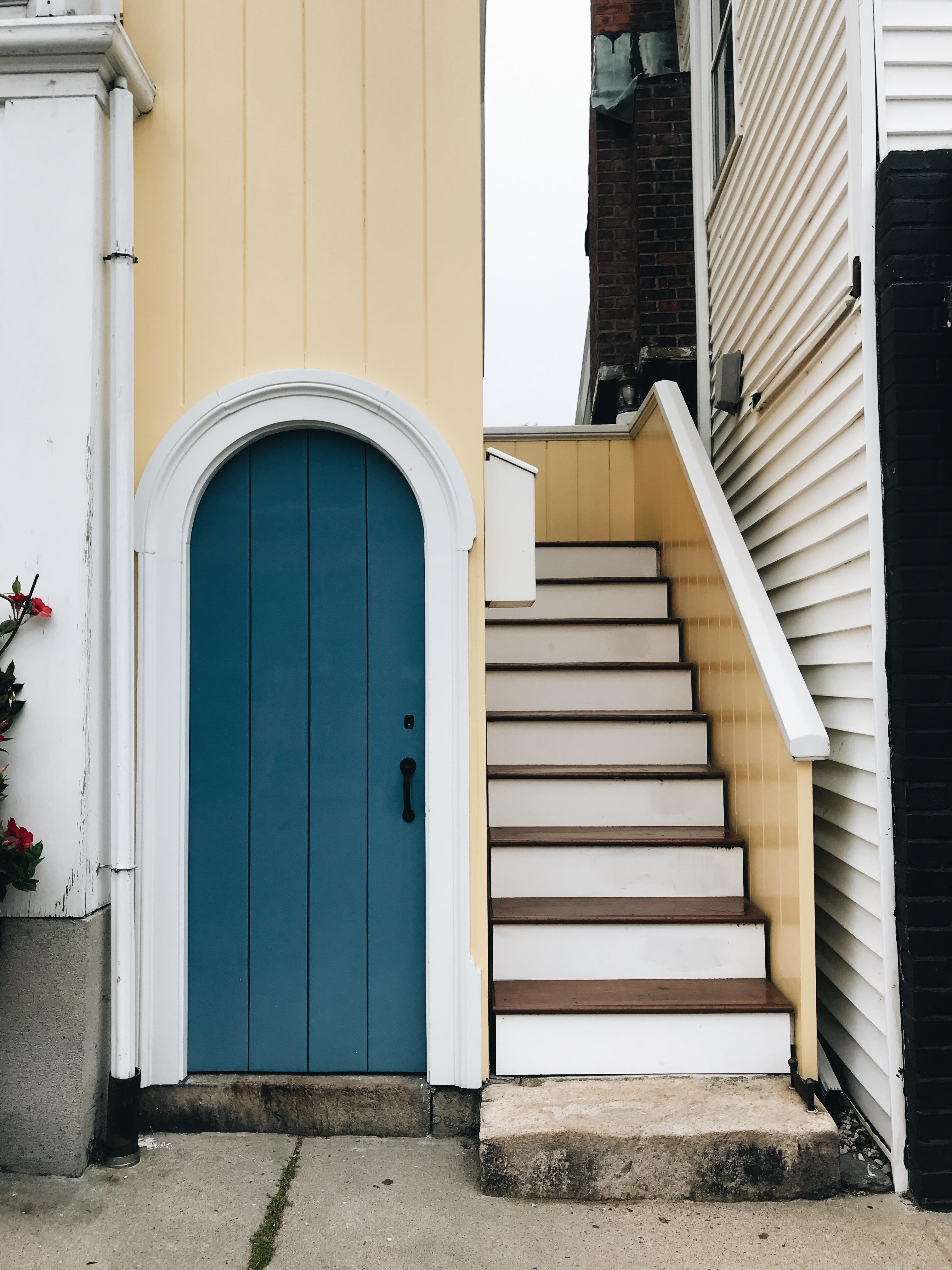 Door in Stonington, CT