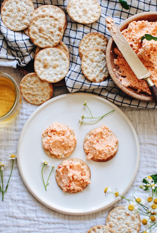 Jalapeno Havarti Pimento Cheese / Bev Cooks