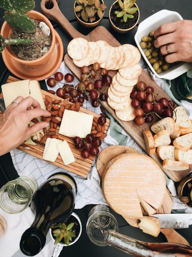 Wine and Cheese Pairings!