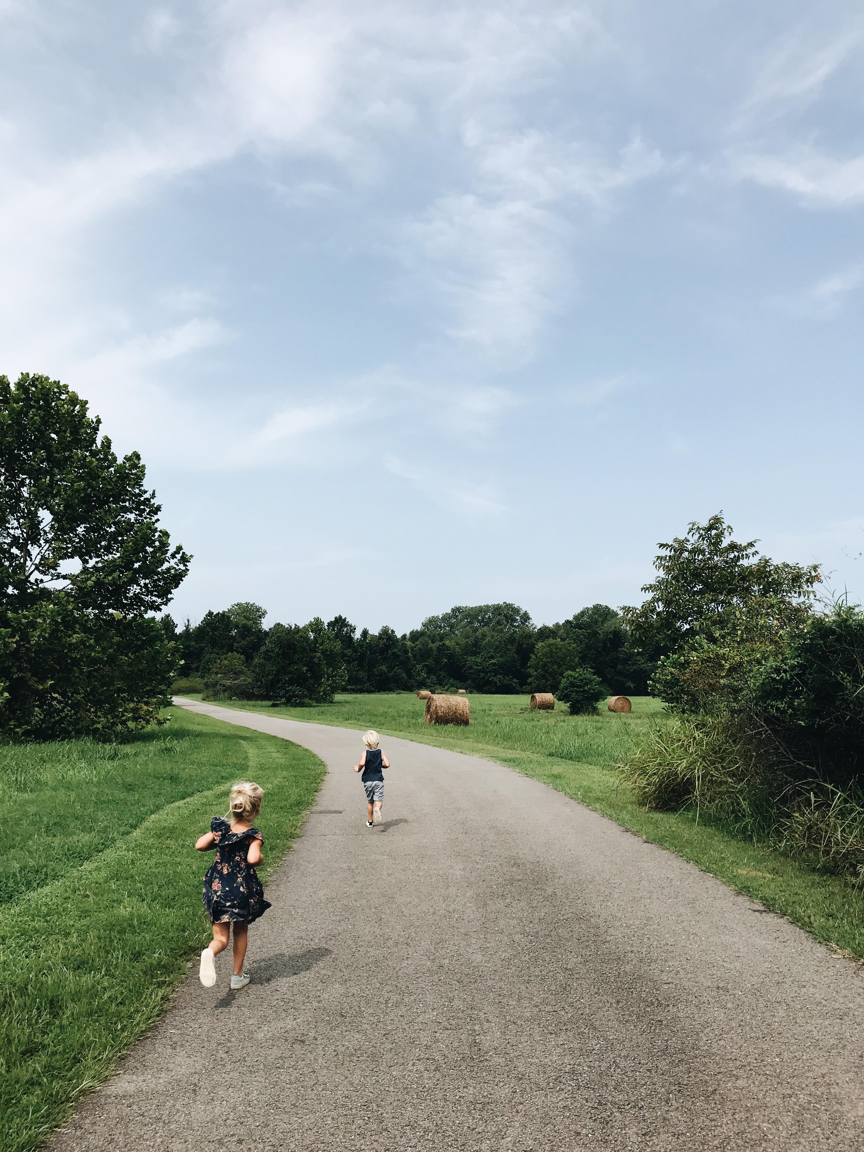 gremlins in a park
