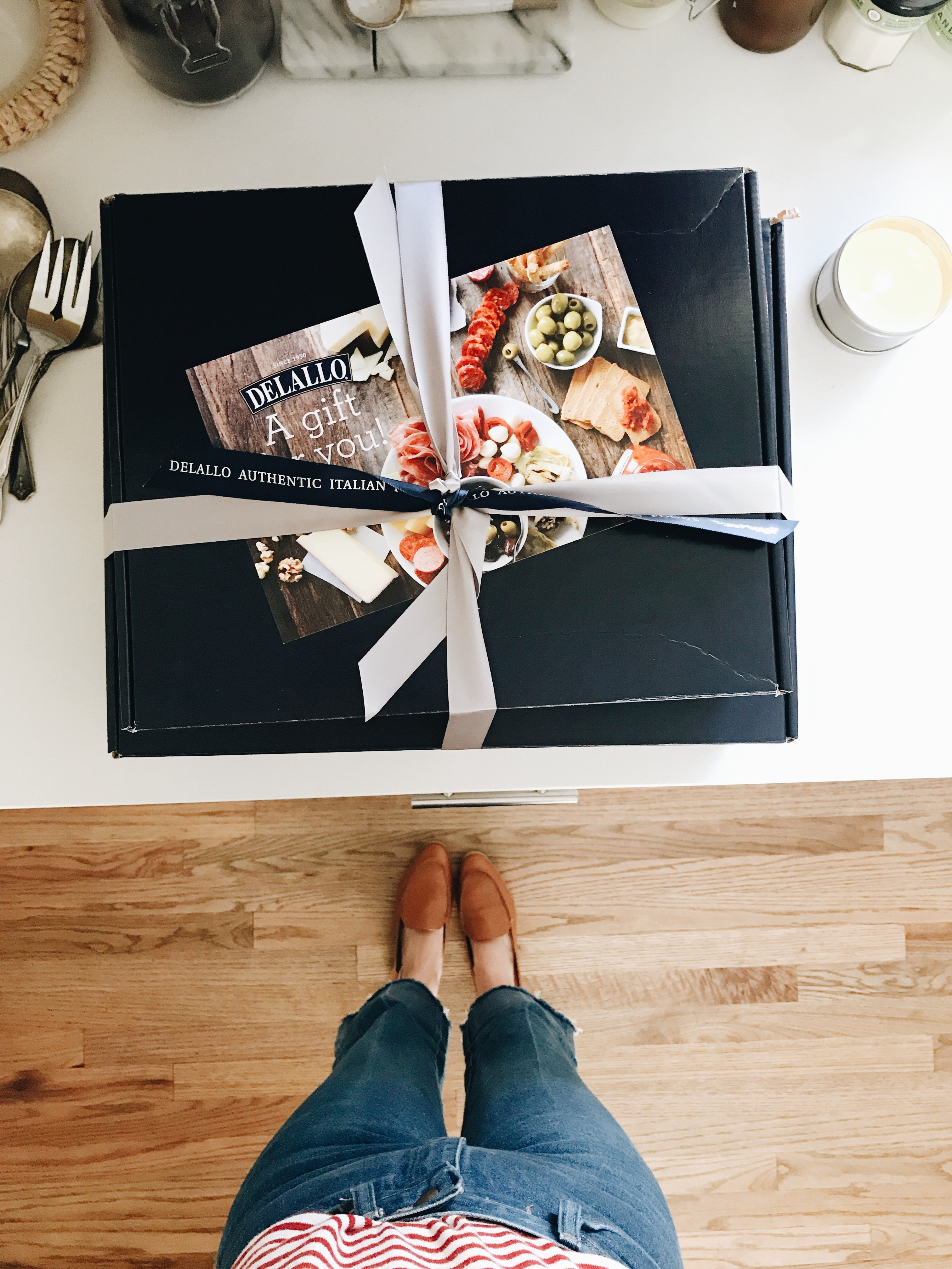 DeLallo Gourmet Gift Boxes / Bev Cooks