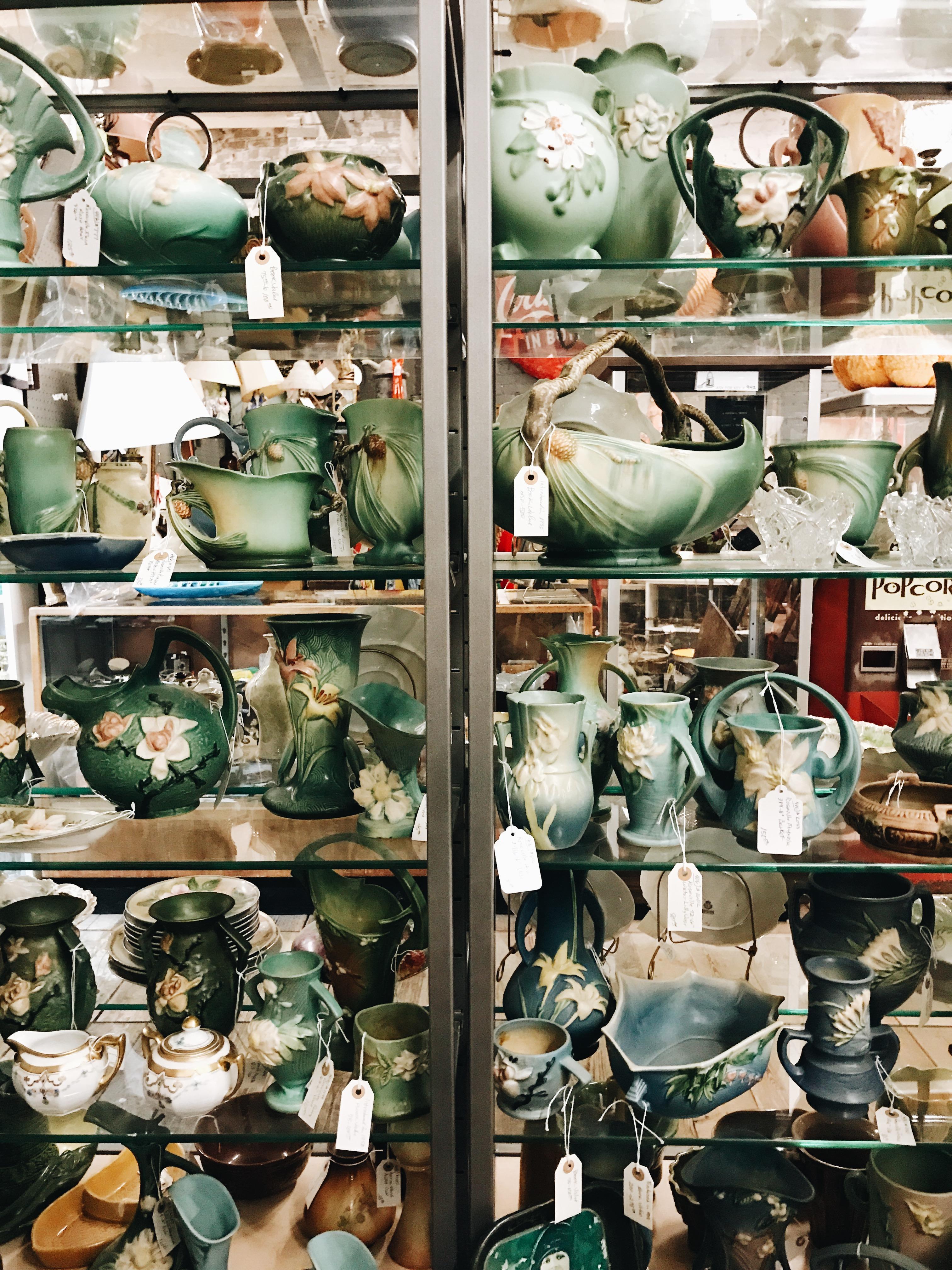 green antiques