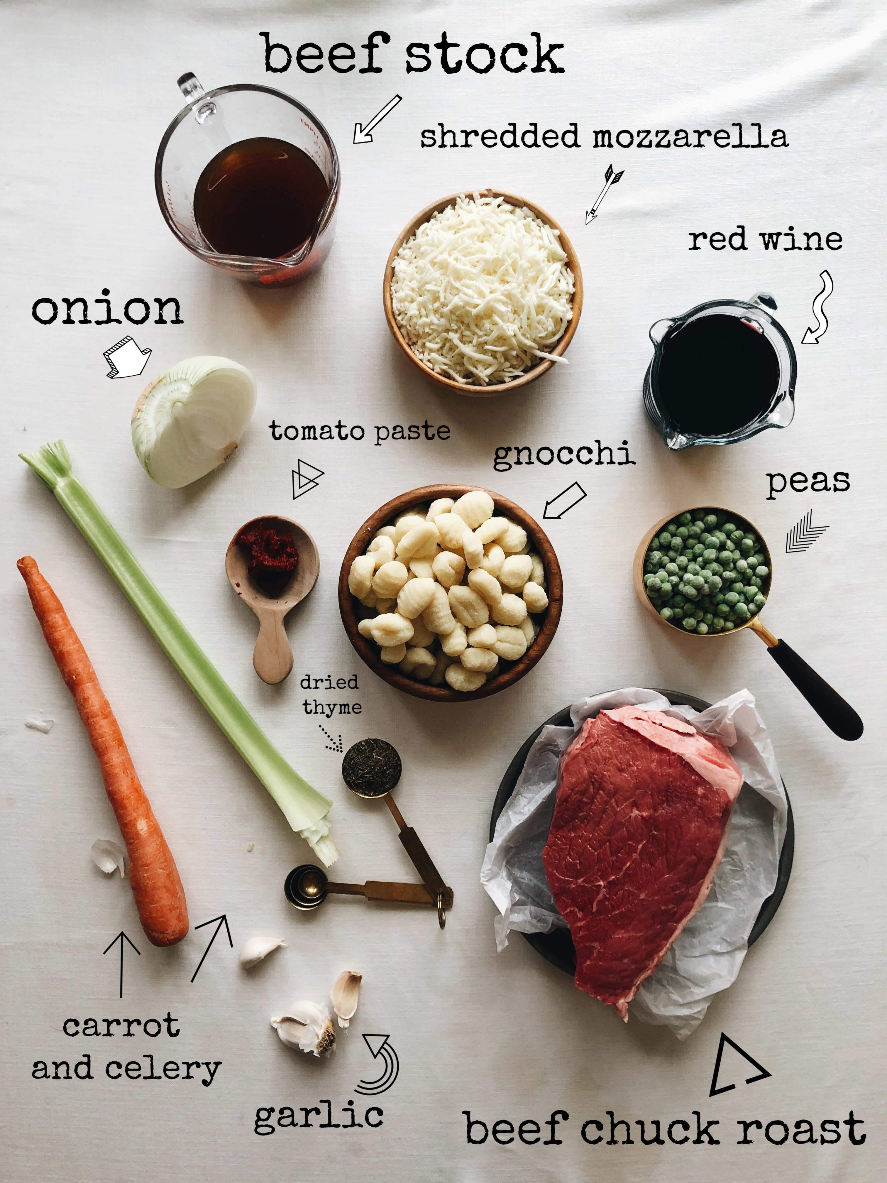 Gnocchi Shepherd's Pie / Bev Cooks