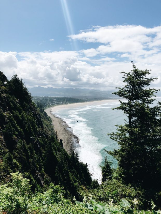 Our New Life on the Oregon Coast Forever / Bev Cooks