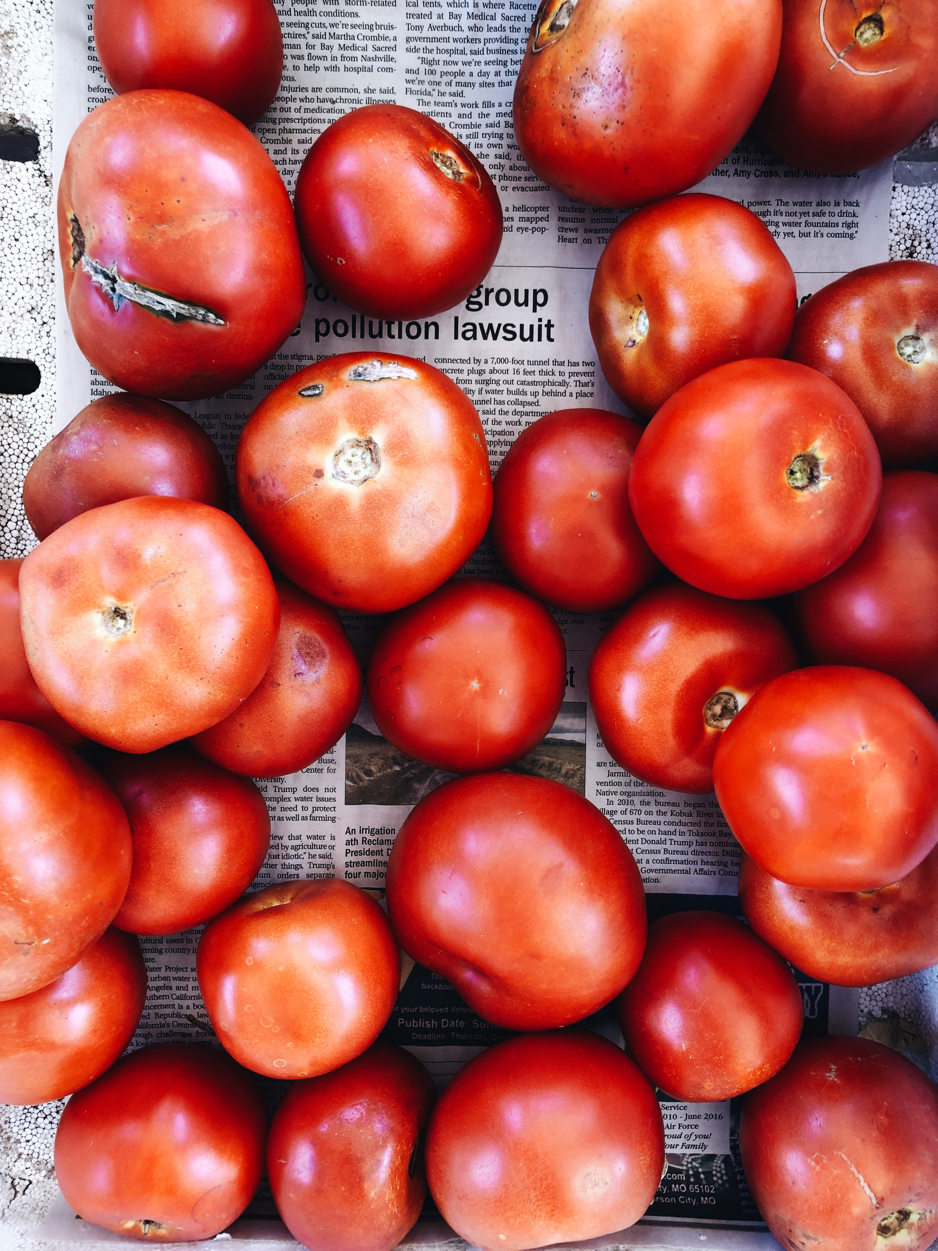 market 'maters