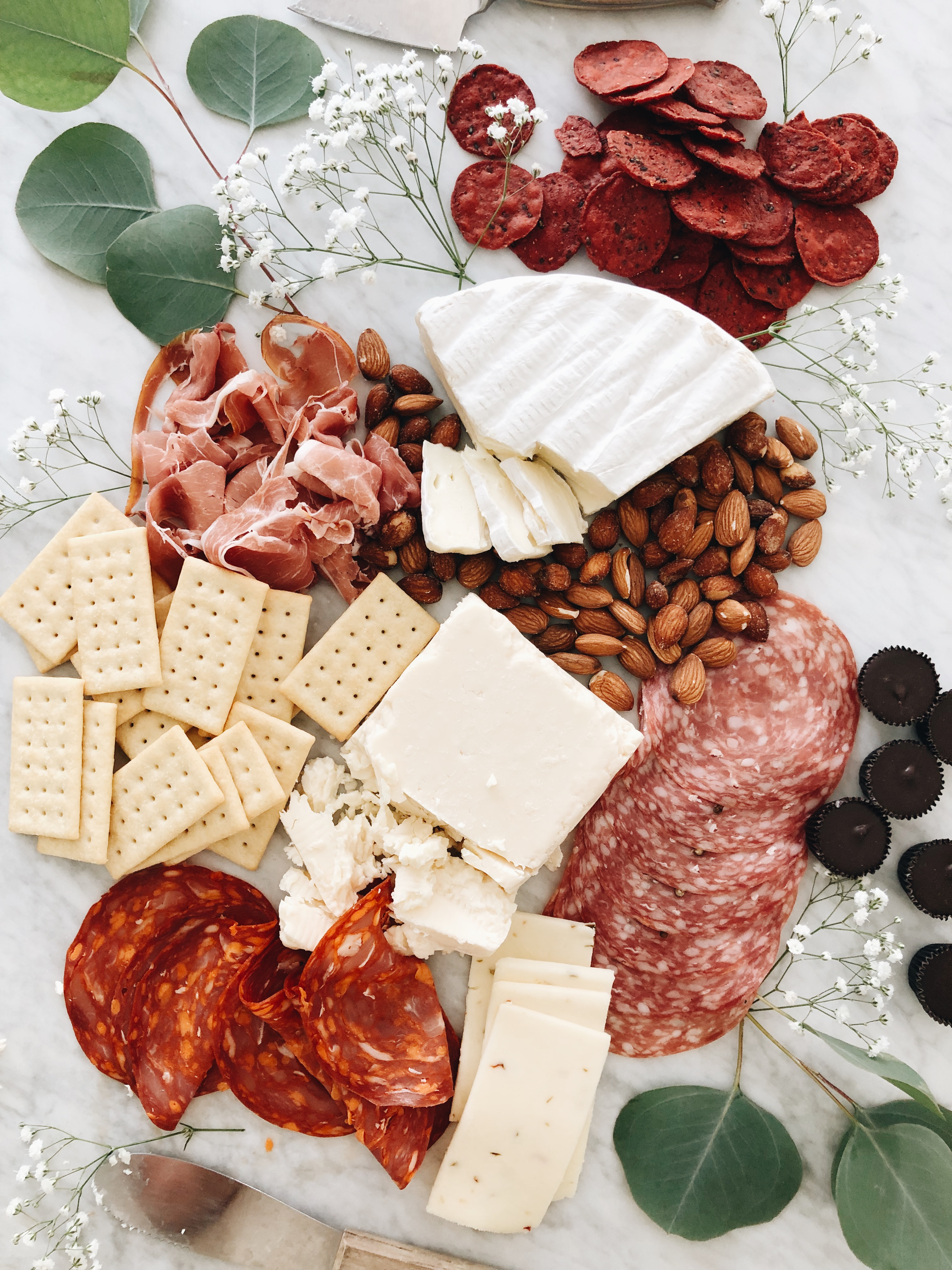 charcuterie tray