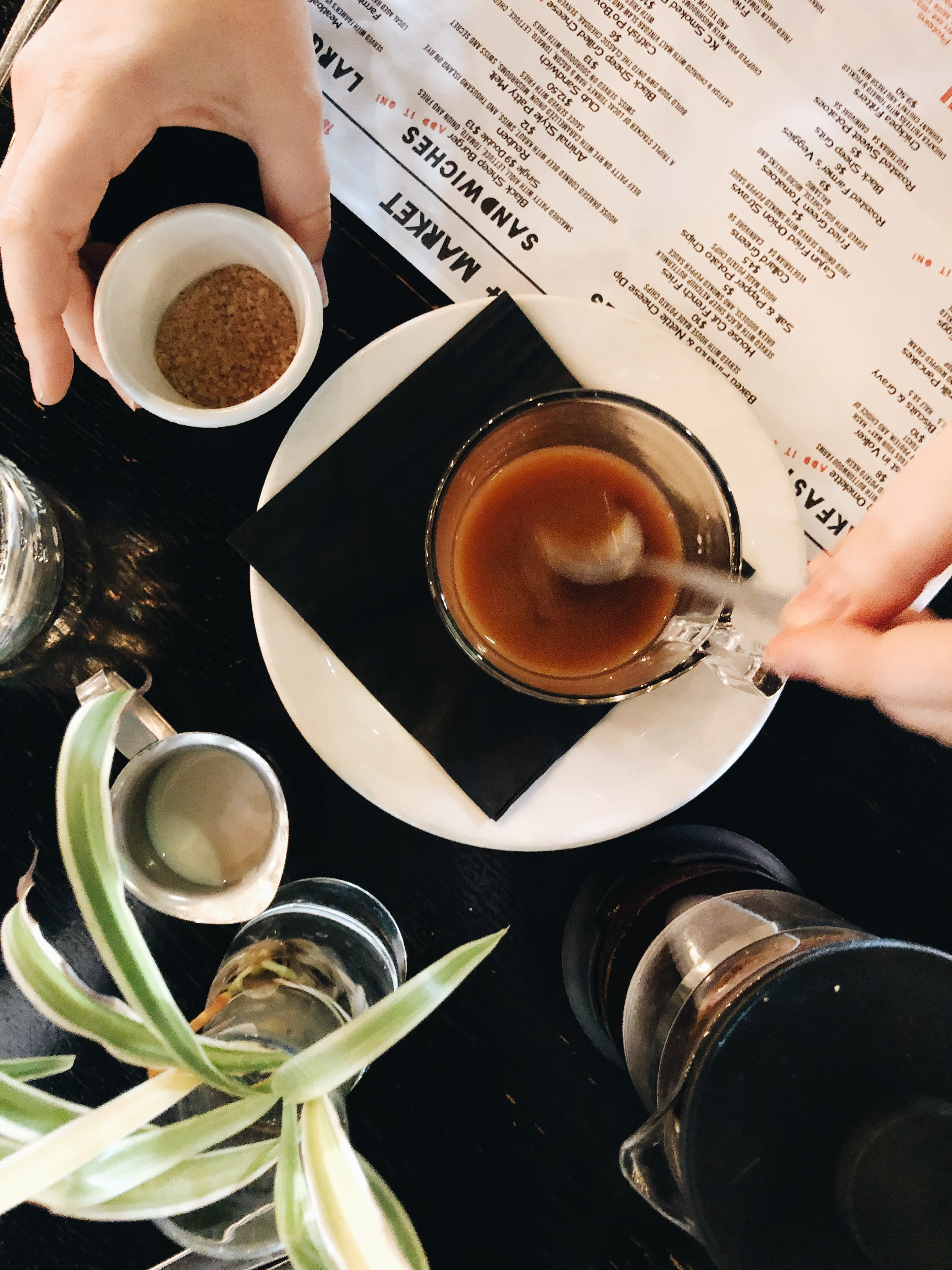coffee / bev cooks