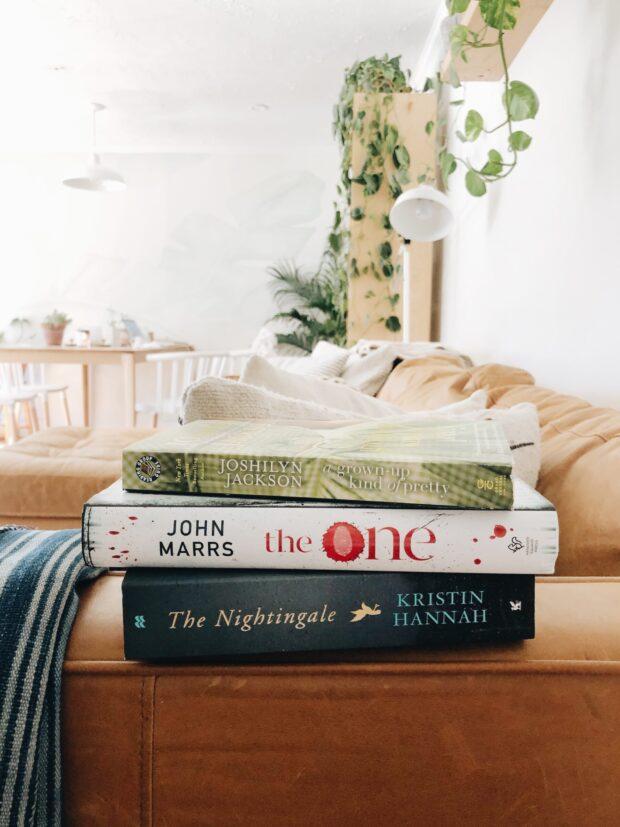 Bev's Imaginary Book Club / Bev Cooks