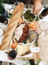 The Ploughman's Lunch / Bev Cooks