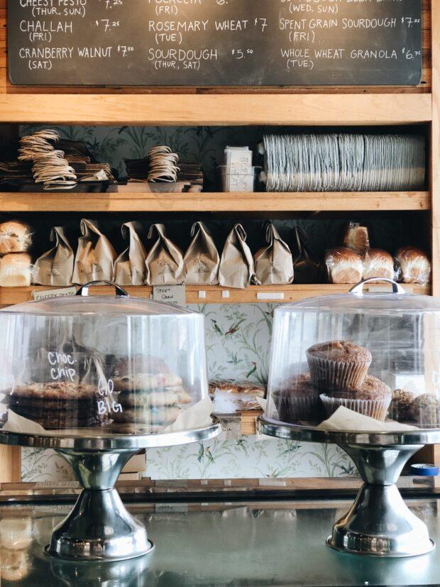 Heirloom Bakery / bev cooks